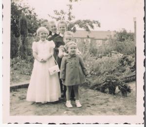 gezin Beke 1955