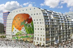 Markthal-Rotterdam-artist-impression-Provast